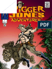 Digger Jones Issue 1