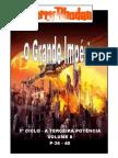 """Perry Rhodan - 1º Ciclo """"A Terceira Potência"""" - Volume VIII - O Grande Império. P- 36-40."""