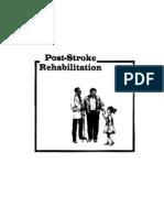 Post Stroke Rehabilitation