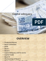 ppt on  capital adequacy