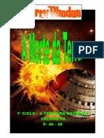 "Perry Rhodan - 1º Ciclo ""A Terceira Potência"" - Volume X - A Morte da Terra. P- 46-49."