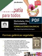Formas Galenicas