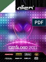 Catalogo2011 Efectos de Luz