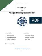 09.Project-Hospital Management System