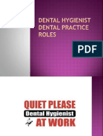 Dental Hygienist Dental Practice Roles