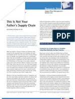 Accenture Fathers Supply Chain