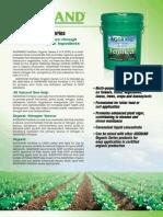 AGGRAND® Organic Series 443