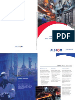 Drive Range - Drives Solutions - ALSTOM