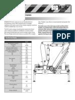ECO 8 Knuckleboom Cranes Techsheet