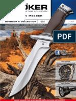 VertrauenswüRdig Buck Messer 105 Pathfinder Cocobolo Holzgriff Messingbeschläge Lederscheide Fest In Der Struktur Werkzeug Taschenmesser