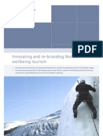 Innovating and Re-branding Nordic Wellbeing Tourism