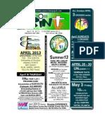 April 14 2013 Newsletter 3 Crosses CROSSROADS 2013