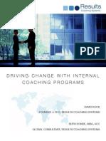 Driving Organisational Change With Internal Coaching Programs in Dubai