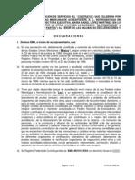 Contrato Honorifico Personafisica