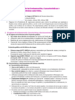 Tema 16. El régimen de la Restauración. Caracteristicas y funcionamiento del sistema canovista..docx