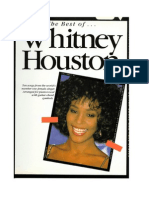 Whitney Houston - Piano and Vocal - Guitar - Best of - Tab - Sheetmusic.pdf