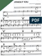 Mariah Carey - Without You (Partitura Score Noten Partition).pdf