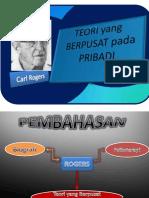 Psikologi Kepribadian Carl Roger