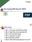 Bai Giang Ms Excel Cua Cao Minh Duc