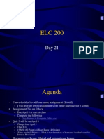 elc 200 day 20