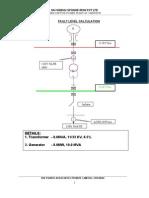 Fault Level Calcn in 11KV & 415V