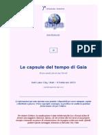 Le Capsule Del Tempo Di Gaia - 9 Febbraio 2013