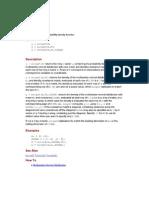 Help - mvnpdf __ Functions (Statistics Toolbox™)