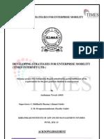 Pre-Submission Report_Anshuman Tewari