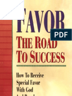 Favor - The Road to Success