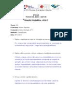 UFCD 17 Ficha 2