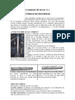 Cuerdas de Seguridad Bomberos Navarra