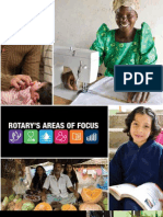 Rotary's 6 Areas of Focus