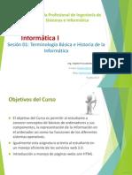 InformaticaISesion01Diapositivas