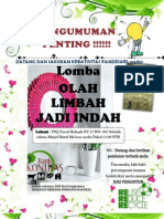 brosur undangan warga