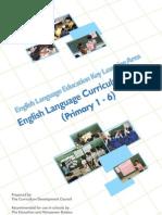 Primary Engliah Curriculum