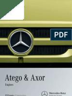 BENZ AtegoAxor Engines Web 07-2011