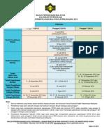 Kalendar Peperiksaan STPM Baharu 2013