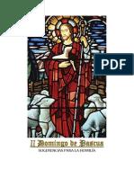 II Domingo de Pascua-homilía- Domingo del Buen Pastor