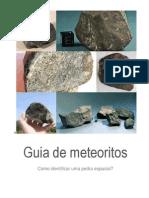 Livreto ''Guia de Meteoritos'' (1)