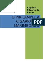 O PIRILAMPO, A CIGARRA E O MARIMBONDO