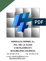 Hidrahulicas Ferrer Catalogo.pdf