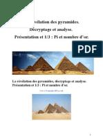 La Révélation des Pyramides 2013