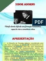 Theodor Adorno Severino