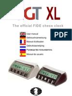 Dgt Digital Chess Clock Manual