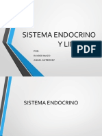 Sist Endocrino y Linfoide
