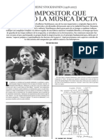 El Compositor Que Enchufo La Musica Docta CLINIC 227