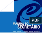 Manual do Secretário