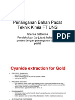 Extraction Process Of Gold Redox Gold