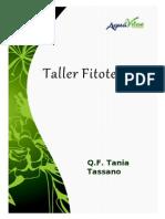 Taller Fitoterapia Medicos