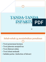 Tanda2 inpartu